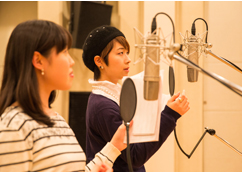 Voice acting and anime song course